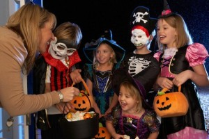 trick or treat ideas
